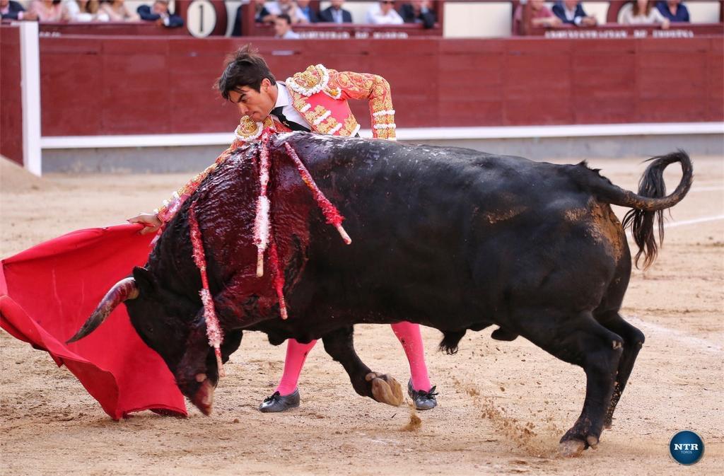 MADRID En la 31ª de la Feria de San Isidro
