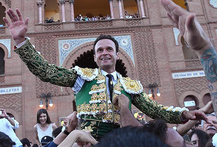 MADRID Por su Puerta Grande