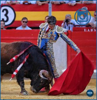 GALERÍA En vivo de la corrida de Granada