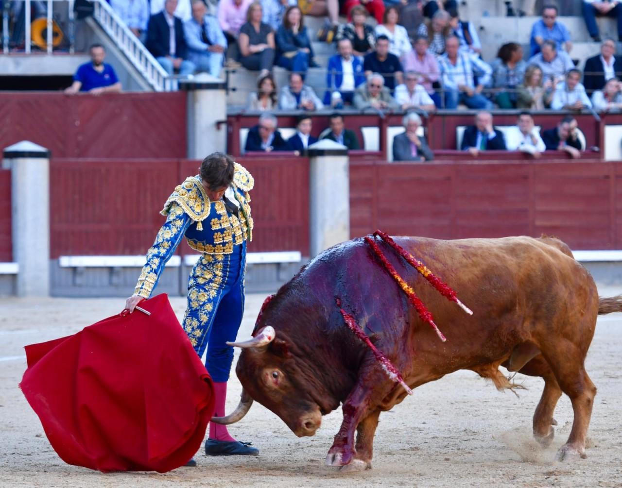 MADRID Sigue el festejo en directo