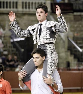 ENTREVISTA Tras salir en hombros en Sevilla