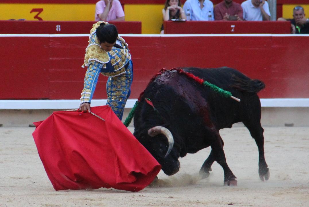 DIRECTO Se lidian novillos de José Antonio Baigorri El Pincha
