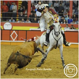 FOTOGRAFÍAS Con toros de Pinto Barreiros