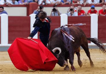 VALLADOLID Tercera de la Feria de San Lorenzo