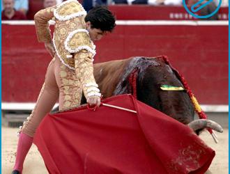 ALBACETE El Juli perdió premio con la espada