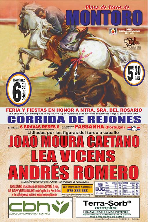 Plaza de toros de Montoro 6 de Octubre