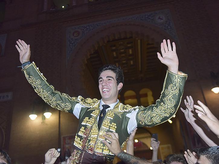 MADRID Primera de la Feria de Otoño