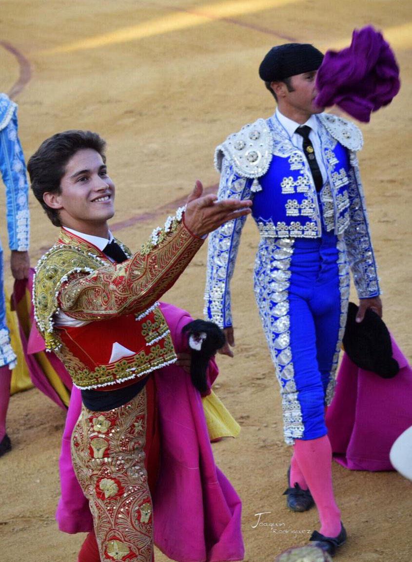SUSTITUYE El domingo al novillero Alfonso Ortiz