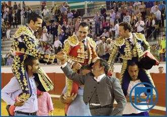 POZOBLANCO Gran corrida de Daniel Ruiz