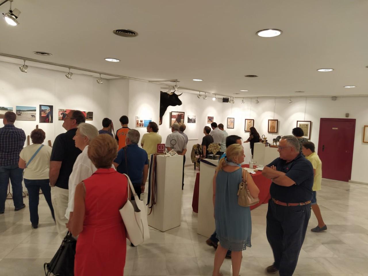 HOMENAJE 'Exposición Centenaria' por Tauroemoción
