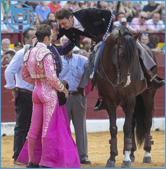 FOTOGALERÍA Del festejo de Murcia