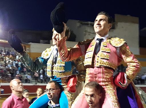 OTRAS CORRIDAS DE TOROS del 16 de septiembre