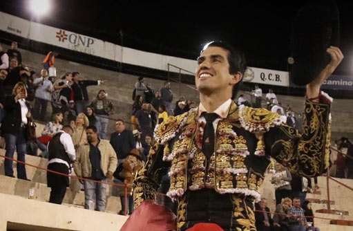 MÉXICO Buena corrida de De la Mora