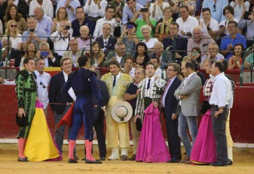 DECLARACIONES de la penúltima en Zaragoza