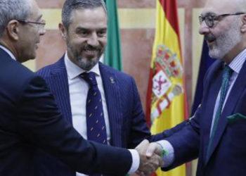 Gobierno andalucia, pp, Ciudadanos, Vox, aprueban presupuestos