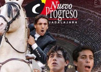 Diego Ventura, Luis David y Leo Valadez abren la Temporada del Nuevo Progreso de Guadalajara (México)