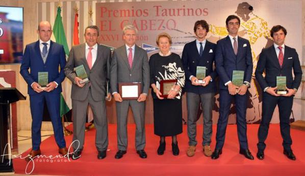 Premios El Cabezo 2019