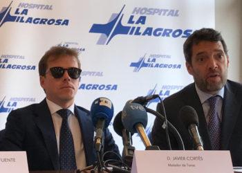 David Antolín y Javier Cortés