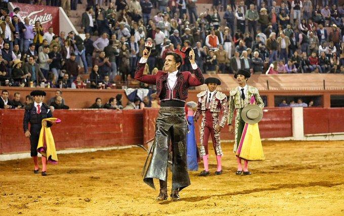 Diego Ventura en San Luis Potosí