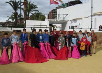 La Escuela Taurina de Sevilla celebra sus 'Bodas de Plata'