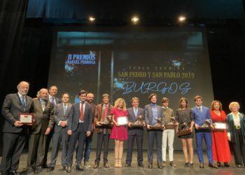 Premios Burgos 2019