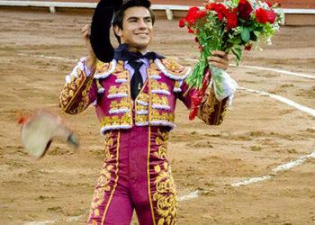 Torero Jesus Enrique Colombo