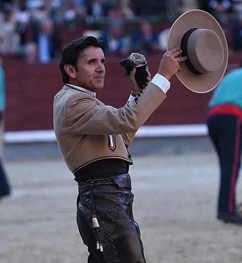 Diego Ventura rejoneador