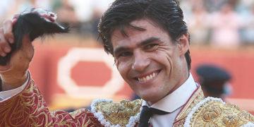 Pablo Aguado torero