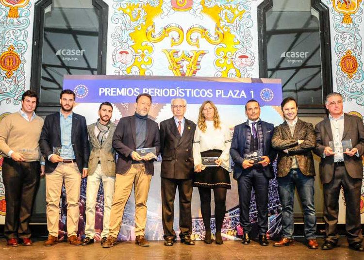 Premios periodísticos Plaza 1 2019