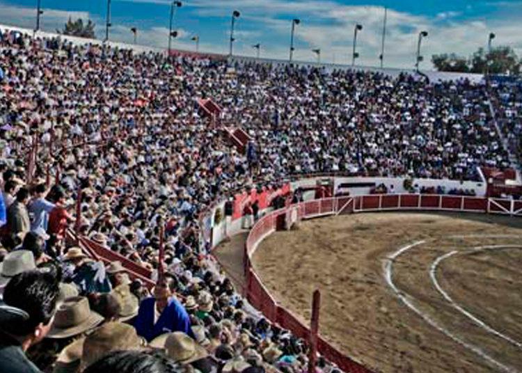 Plaza de toros de La Luz de León en México