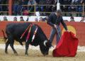 Manuel Escribano en Rion des Landes fiesta campera 17 noviembre 2019
