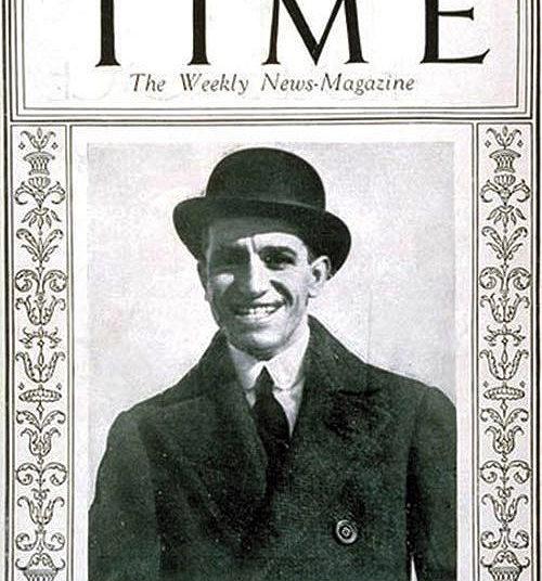 Juan Belomonte revista Time