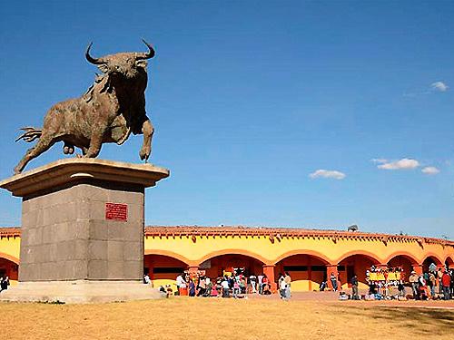 Plaza Toros de Apizaco (Tlaxcala-México)