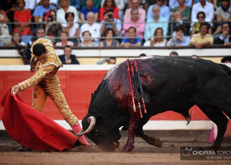 Paco Ureña soñó el toreo en Bilbao