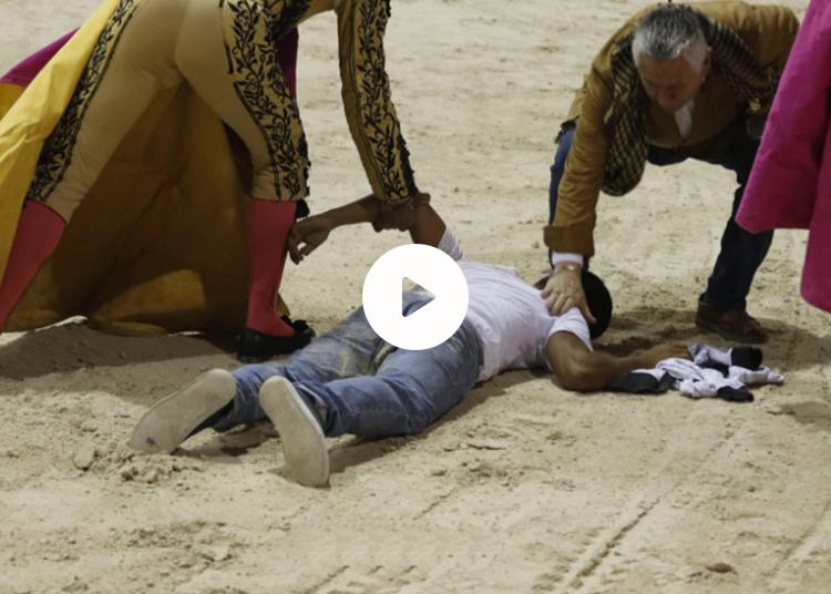 Un 'anti' queda inconsciente tras ser volteado al saltar anoche en Cancún