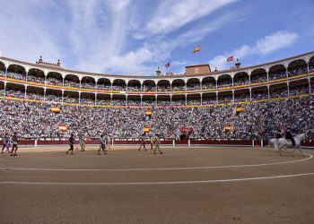 Plaza de Las Ventas. Madrid