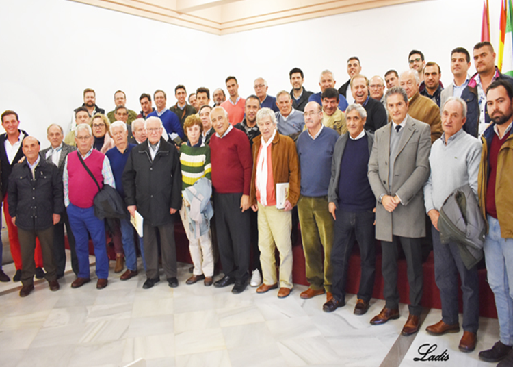Eduardo Ordóñez reelegido presidente de la Asociación Andaluza de Escuelas Taurinas 'Pedro Romero'