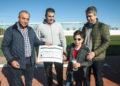 Partido de Navidad benéfico en Villaseca de la Sagra 2019