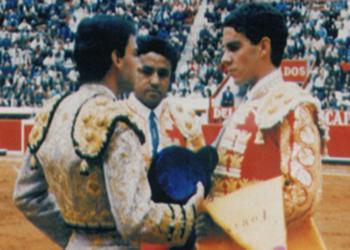 José Tomás, cerca de las 'Bodas de Plata'