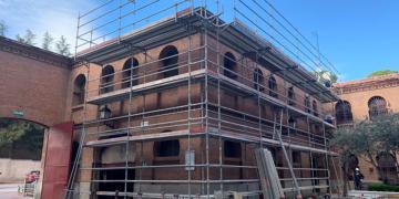 La Comunidad de Madrid inicia las obras de restauración de Las Ventas