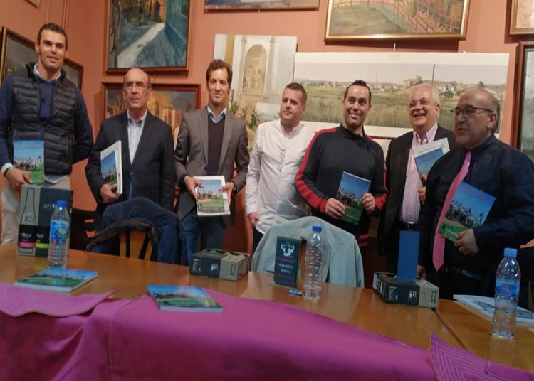 Presentado el libro 'Vida e historia del Mayoral'