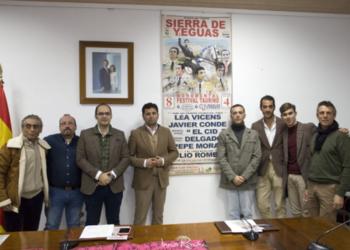 Sierra Yeguas volverá a celebrar festejos tras más dos décadas