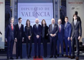 La Diputación de Valencia entregó sus premios