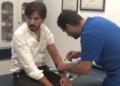 Diego Ventura se somete a infiltraciones para forzar su reaparición