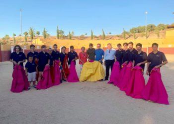ACT Escuela Taurina Domingo Ortega Toledo
