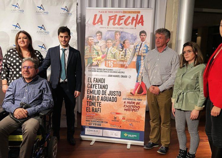 Festival taurino La Flecha