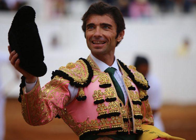 Fernando Robleño en San Miguel de Allende