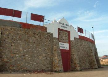 Astorga plaza de toros