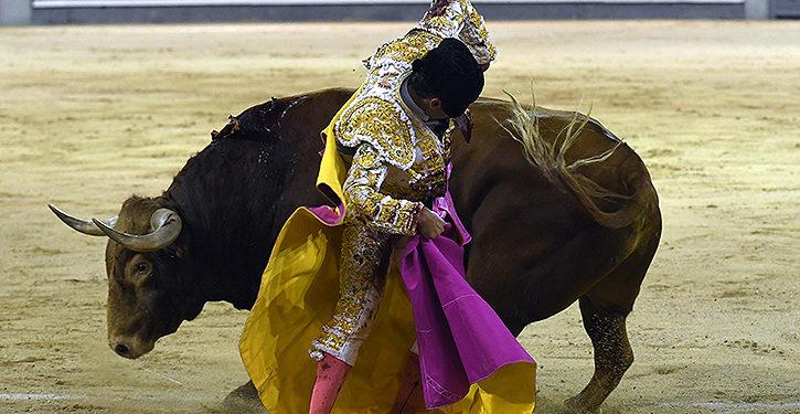 Encerrona Ferrera, en Las Ventas, Feria de Otoño