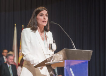 Gema Igual Santander alcaldesa